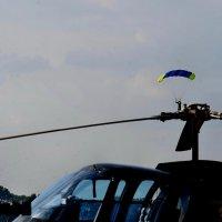 Про мягко-точную посадку... :: Александр Резуненко