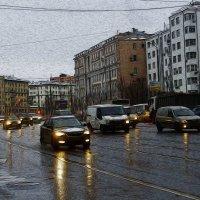Москва вечерняя :: Алексей Виноградов