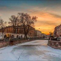 Канал Грибоедова. Банковский мост :: Валентин Яруллин