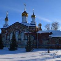 Храм... :: Григорий Вагун*