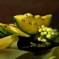 А вы любите арбузы с желтой мякотью?... :: ЛЮБОВЬ ВИТТ