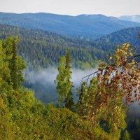 Рассеивающийся туман :: Сергей Чиняев