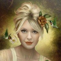 Хозяйка колибри.(ремейк) :: Лана Назарова