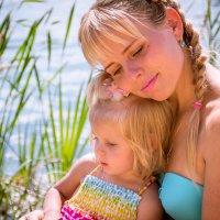 Мама и дочка :: Светлана Окорокова