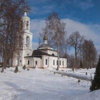 Храм Похвалы Пресвятой Богородицы. :: Виктор Евстратов
