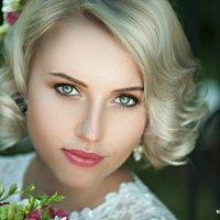 Портрет  девушки. :: Николай Рогов