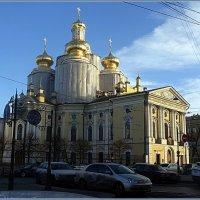 Собор Владимирской иконы Божией Матери :: Вера