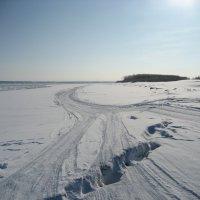 Зимник по Лене :: Anna Ivanova