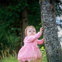 Девочка в лесу :: Таня Зайко
