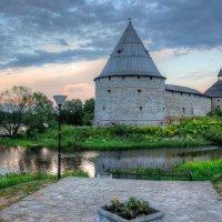 Староладожская крепость :: Константин