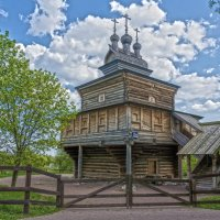 храм Георгия Победоносца в Коломенском. :: Roman M,
