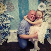 С дочкой! :: Алексей Цветков