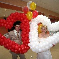 Два сердца. :: Владимир Помазан