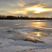 Когда ломает лёд весна :: Татьяна Каневская