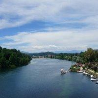 На реке .... :: Алёна Савина