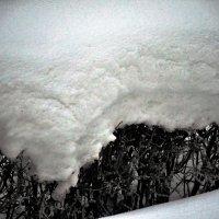 вот такой сегодня весенний снег... :: Галина Aleksandrova