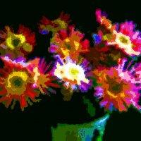 Цветочные вариации 2 :: Елена Куприянова