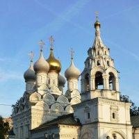 Храм Святителя Николая в Пыжах :: Лидия Бусурина