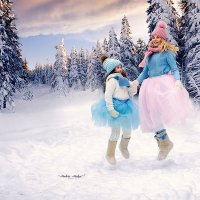 Художественная ретушь :: Мадина Ахтаева