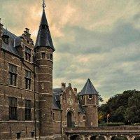 Замок Стерксхоф. Бельгия. :: Надежда Лаптева