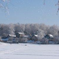 Зимняя тропинка :: Нэля Лысенко