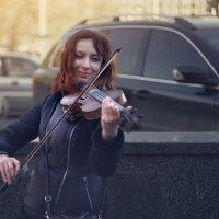 О как она играла! :: Олег Лопухов