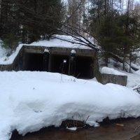 туннель для отвода вод :: Владимир