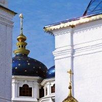 Николо-Сольбинский монастырь :: Евгений Кочуров