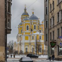 В Питере снова Зима :: Алексей Корнеев