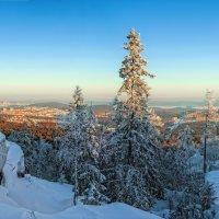 Вечерняя панорама :: Vladimbormotov