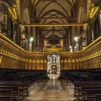 Венеция. В соборе Санта Мария Глориоза деи Фрари :: Олег Oleg