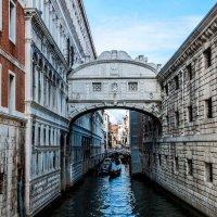 Венеция. Мост Вздохов :: Олег Oleg