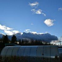 Набегают облака. :: ВикТор Быстров