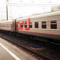Поезд :: Иван Фомин (El AnGel Blanco)