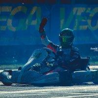 Старт гонки :: Анна Уварова