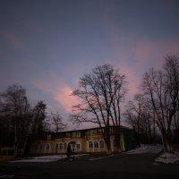 утро :: Вадим Бурмистров