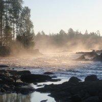 Утро на реке :: Ветер Странствий.орг