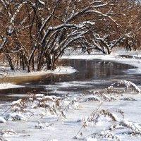 """""""еще в полях белеет снег.."""" :: Лариса Крышталь"""