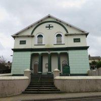 Валлийская церковь в Фишгарде :: Natalia Harries