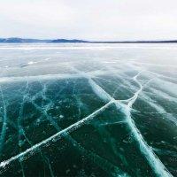 Лёд Байкала :: Татьяна Дубровина