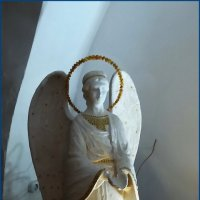 Ангел у костра :: Владимир Бровко