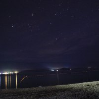 Звёзды над Байкалом :: Александр С
