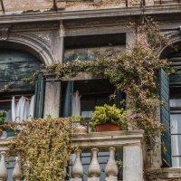 Балкон. :: Владимир Орлов