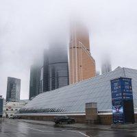 Выставка в тумане :: Яков Реймер