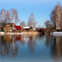 А воды уж весной шумят... :: Нэля Лысенко