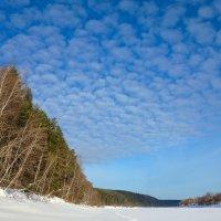 Нашествие перистых облаков :: Алексей Сметкин
