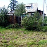 деревенька :: Владислав Савченко
