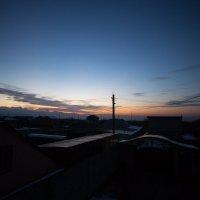 закат :: Вадим Бурмистров