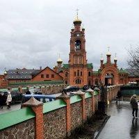 Свято-Покровский мужской монастырь. Голосеевская пустынь :: Sergii Ruban