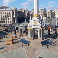 Есть у Майдана начало, нет у Майдана конца... :: Тамара Бедай